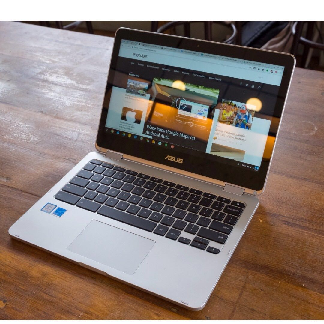 Asus Chromebook Flip C302CA King of Chromebooks, Electronics