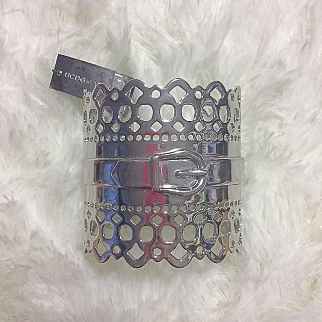 Authentic BCBG Maxazria cuff bangle