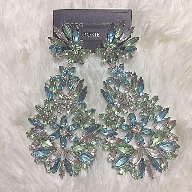 Authentic BCBG Maxazria earrings