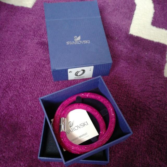 Authentic Swarovski Stardust bracelet