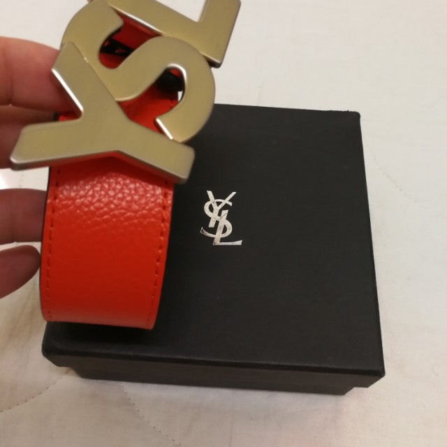 YSL BELT size Small to large