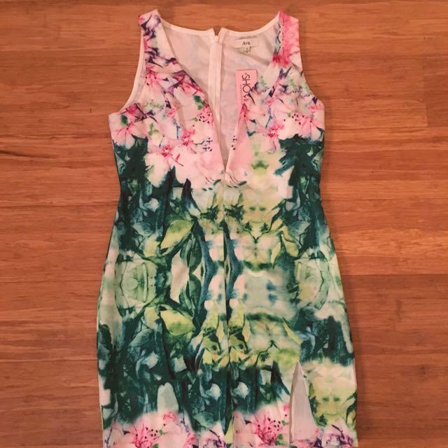 Ava dress from Showpo