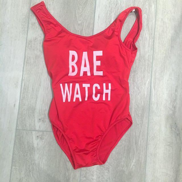 BAE Watch Bathing Suit