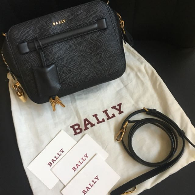 BALLY MINI CROSSBODY BAG