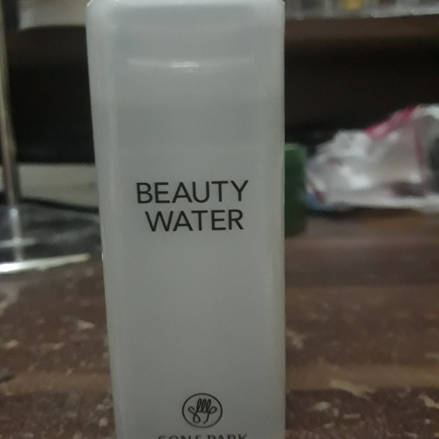 Beauty water son&park travel size