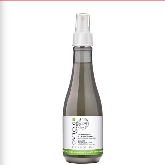 BN Biolage R.A.W. Texturizing Styling Spray