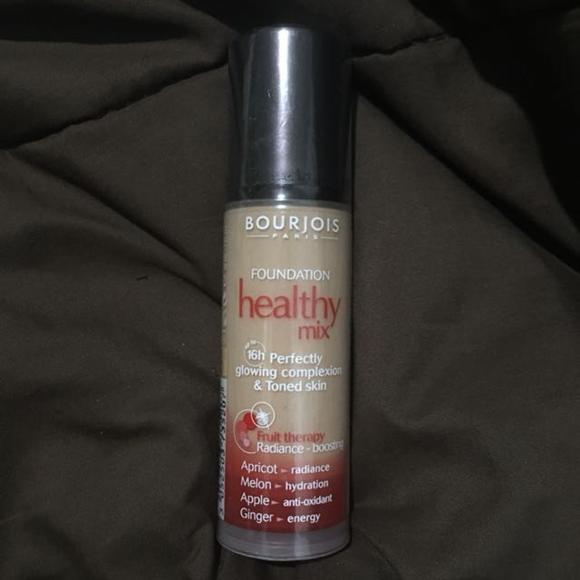 BOURJOIS PARIS Healthy Mix Liquid Foundation