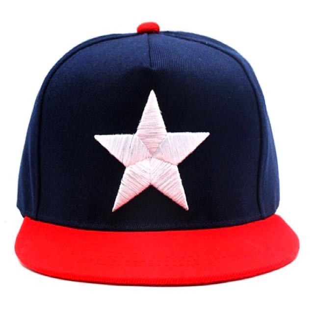 BRAND NEW CAP CITY CAPTAIN AMERICA SNAPBACK FOR ONLY P1 e605f9dd637