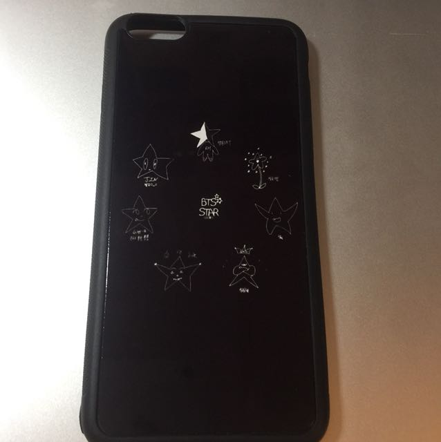 BTS Star phone case