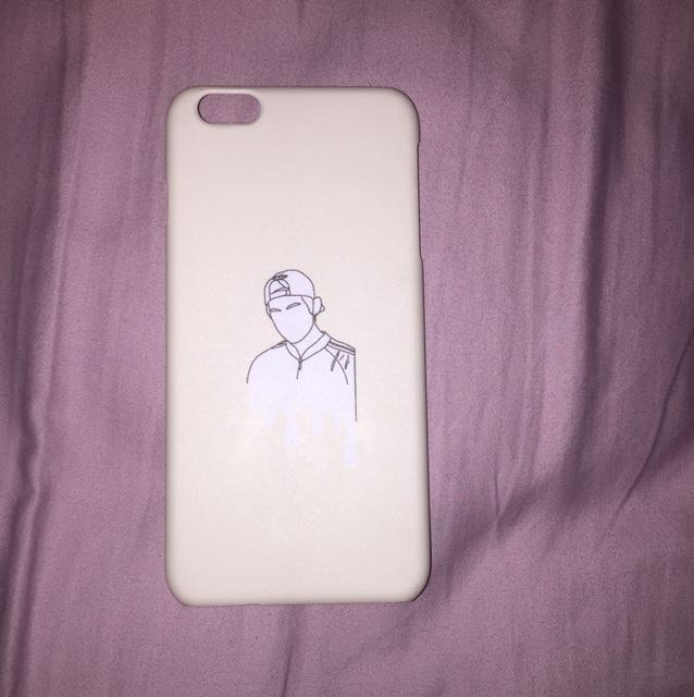 BTS v taehyung phone case