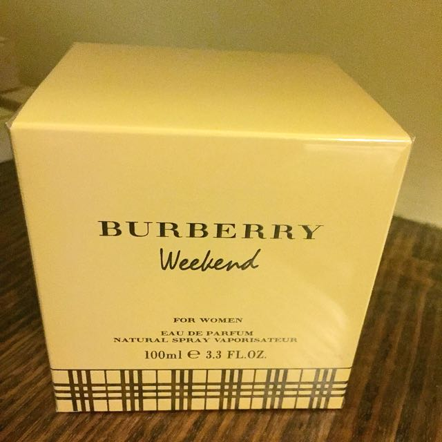 Burberry Weekend 100 mls