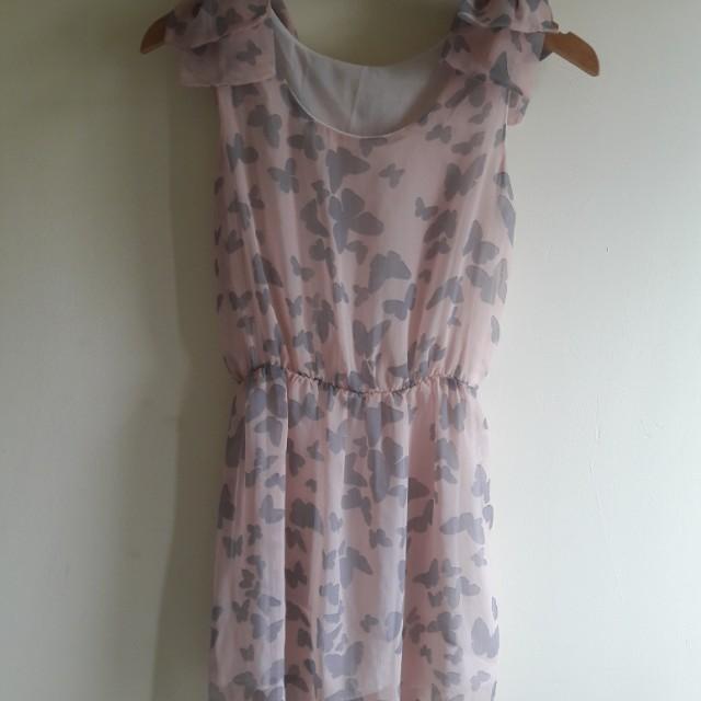 Butterfly Cute Unique Dress