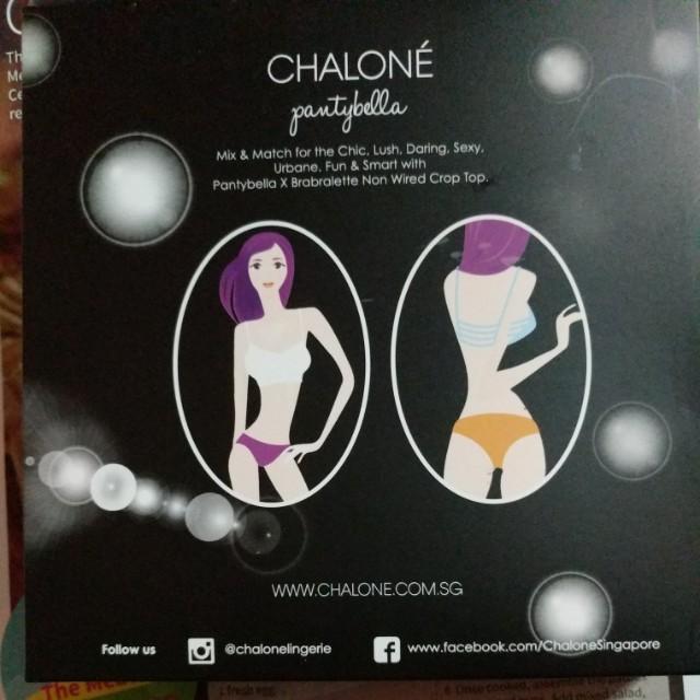Brand New Chalone Pantybella - Green (Size L)