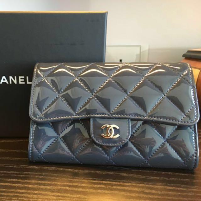 (降價出清)Chanel中夾