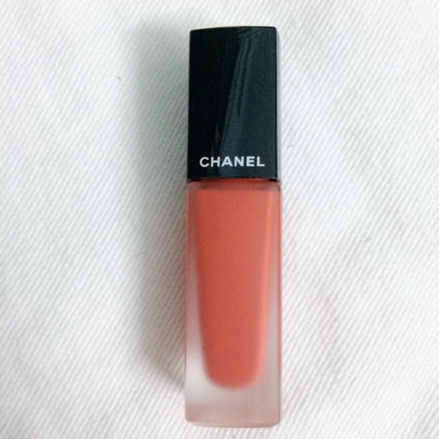 Chanel Rouge allure ink 144