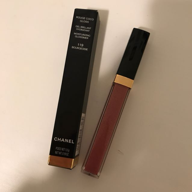 Chanel Rouge Coco Gloss 119