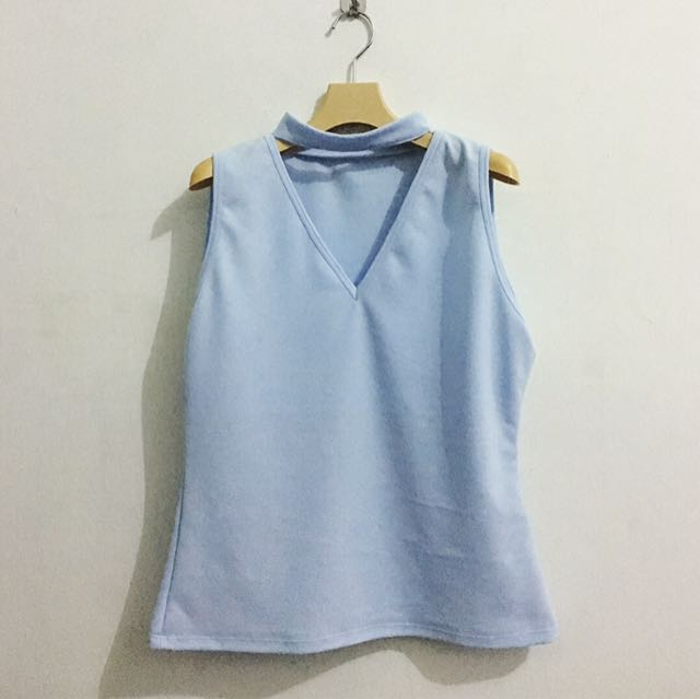 Choker Top Plain