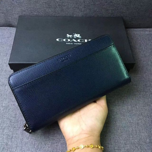 Coach 74977 long wallet