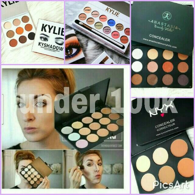 Concealler/Eyeshadow