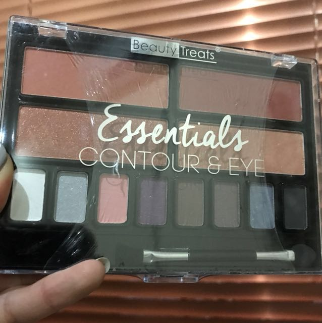 "Contour & Eyeshadow Palette Beauty Treats Essentials Original ""Collection 2"""