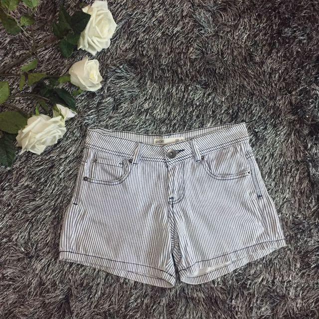 Cotton On striped bnw pants