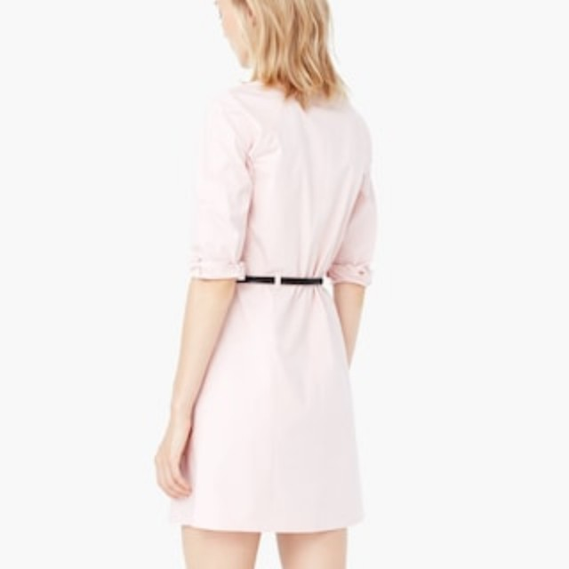 FREE Shipping: Cotton Shirt Dress by Mango