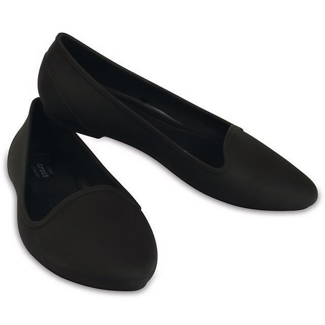 Crocs卡駝馳平底女鞋