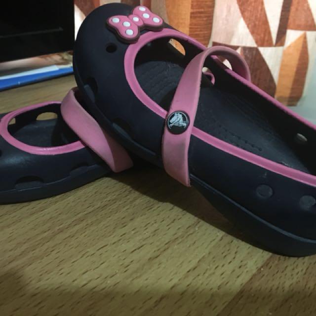 Crocs Shoes For Little Girl
