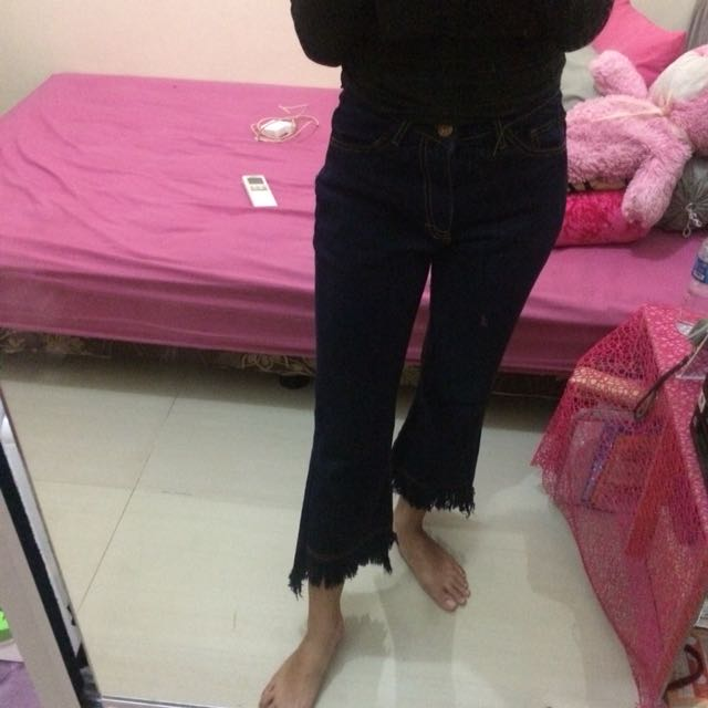 Cutbray Jeans