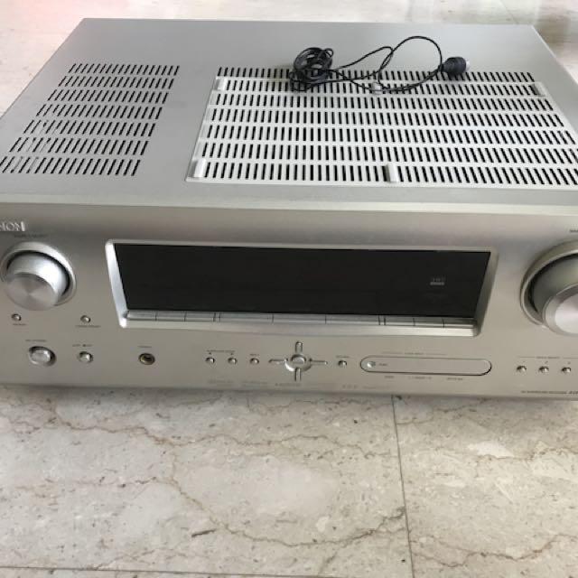 Denon AVR-1610, Electronics, Audio on Carousell