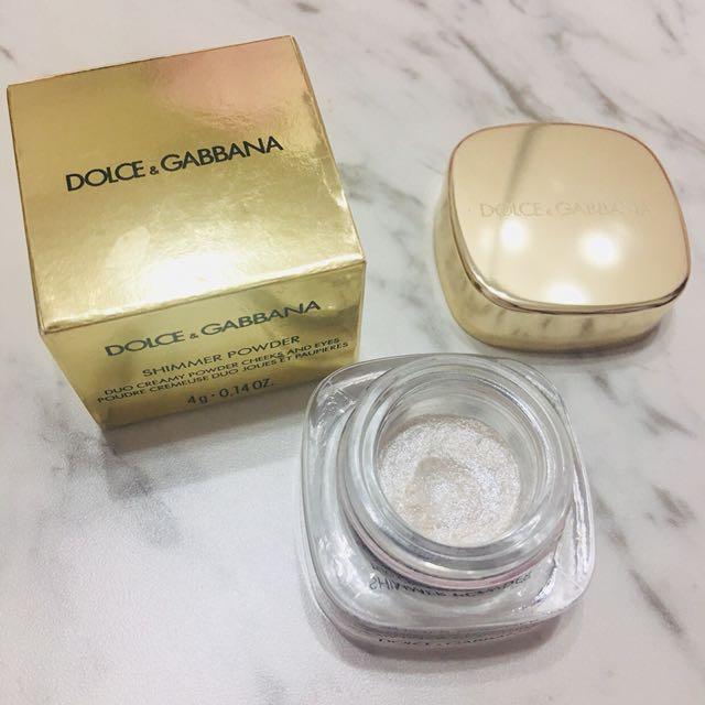 Dolce&Gabbana 寶石光眼影膏