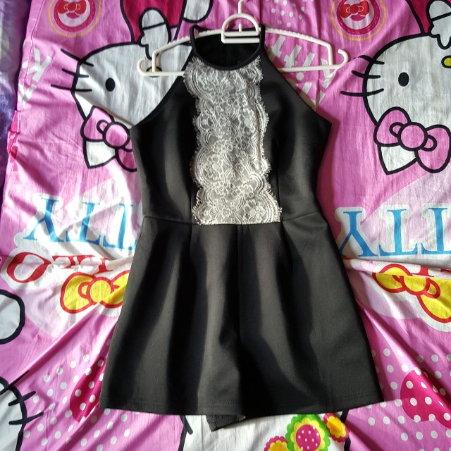 Doublewoot Romper (Size M)