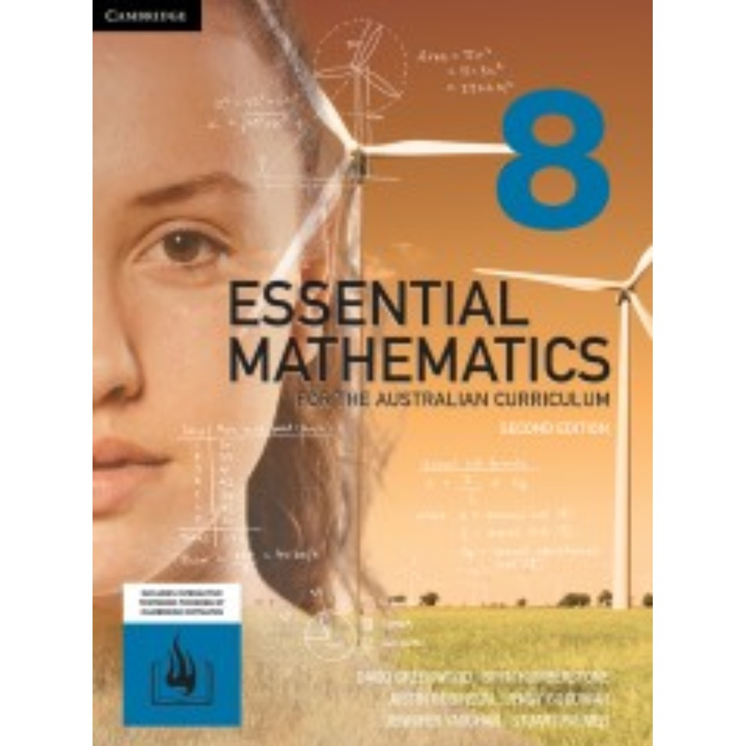 ESSENTIAL MATHEMATICS 8