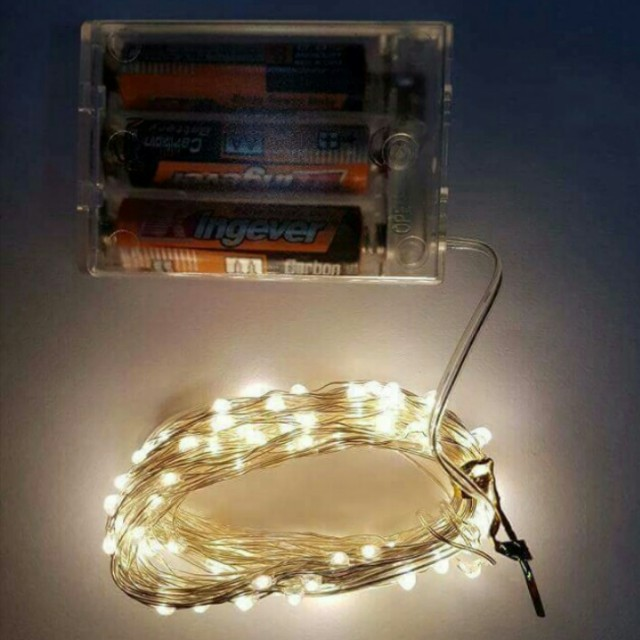 Fairy or Pixie Light