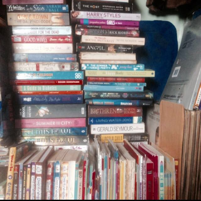 Fiction, Pocket & Children's Books