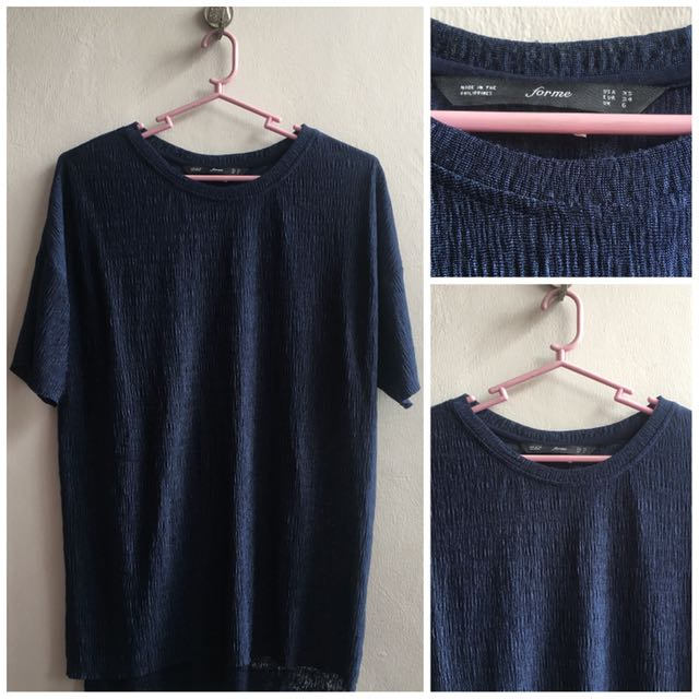 Forme Oversize Top