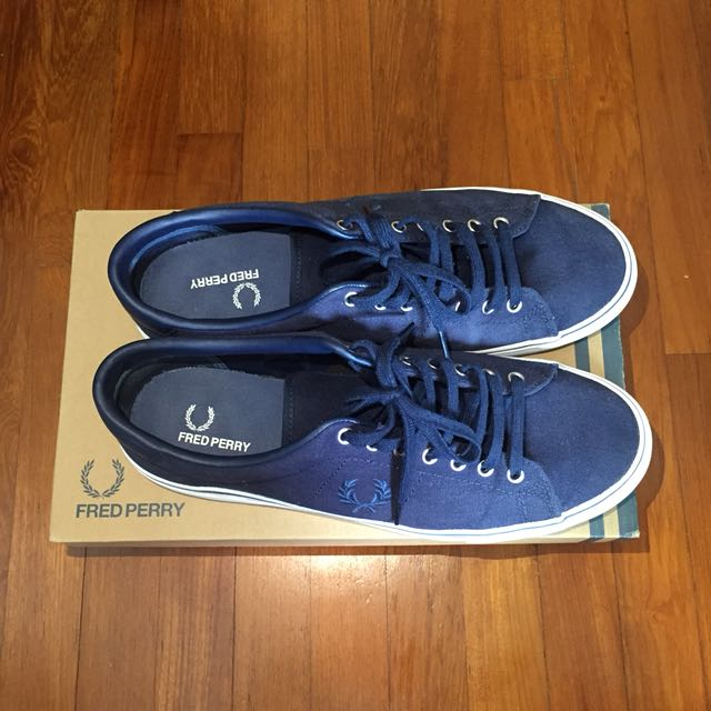 size 40 f3897 5fb61 Canvass Perry Carbon ShoesneakersMen s Fred Fashion Blue Klc3TF1J