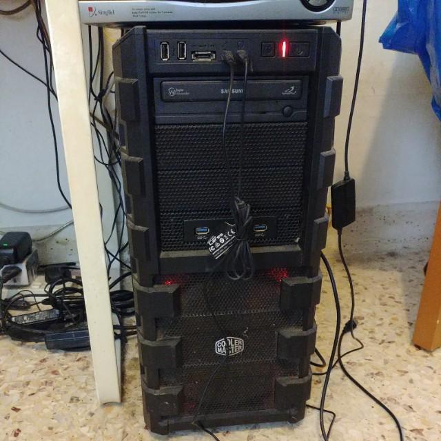 Gaming Desktop GTX960