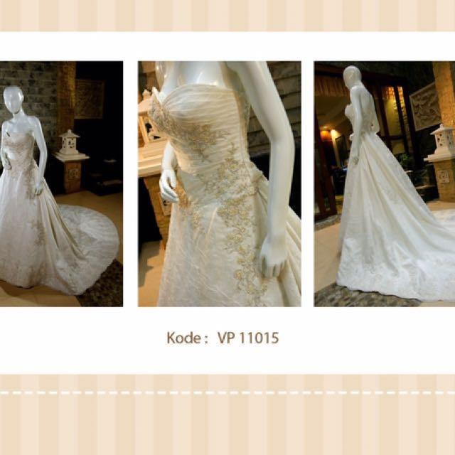 Gaun Pengantin Putih Wedding Gown Wedding Dress 2016 09008. Source · photo photo photo