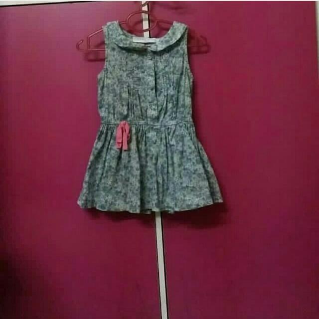 Gingersnap Tiny Dress
