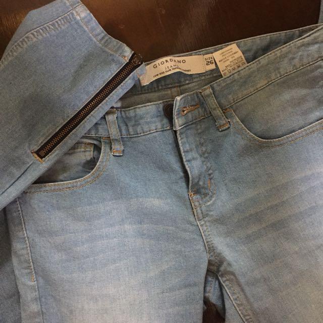 Giordano Skinny Jeans