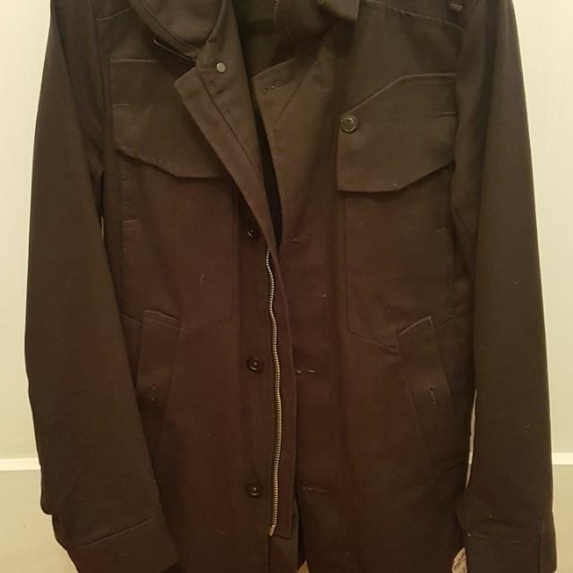 Gstar men's long jacket