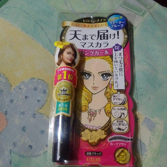 Heroine Make Long and Curl Mascara