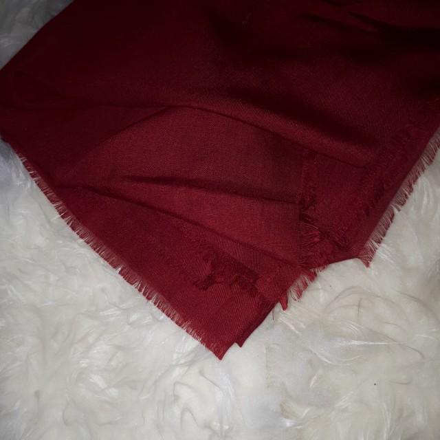 Hijab naroon square rawis