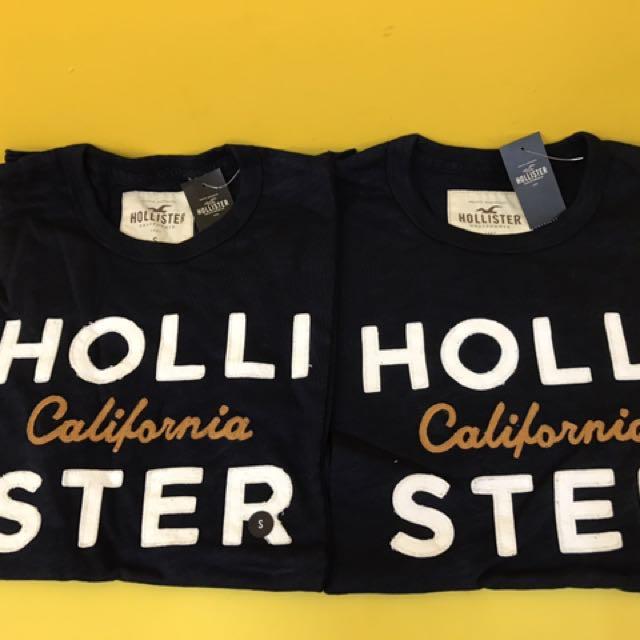 Hollister短袖