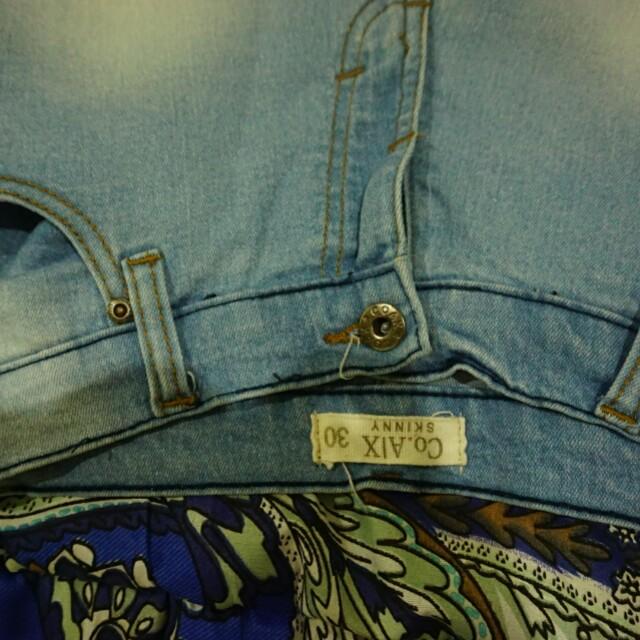 Hotpants jeans size 30 (L)
