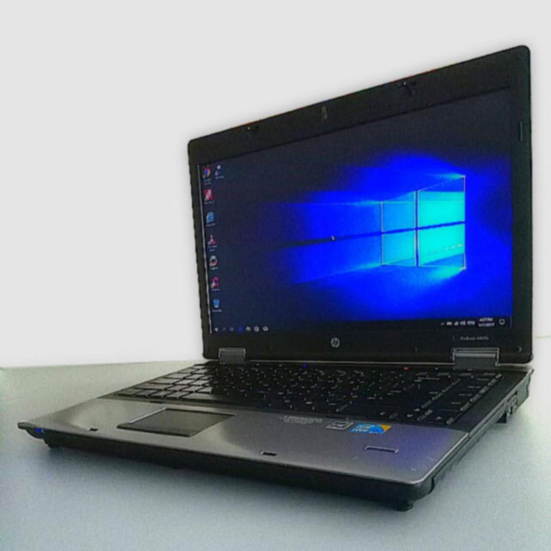 HP ProBook 6440b Windows 10 Office SSD Laptop $480 / PayLah @ 442 Yishun  Avenue 11 Singapore 760442