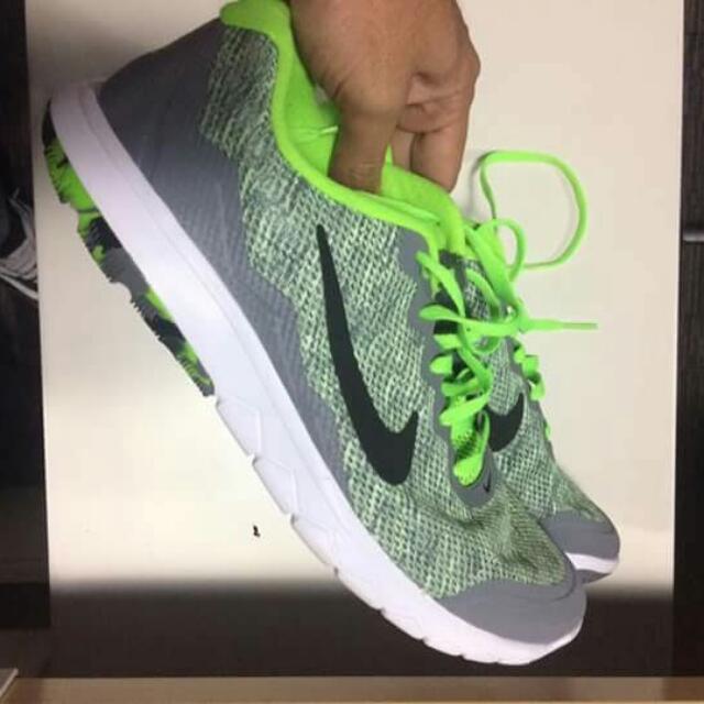 Imported Nike Flex Running Shoes Size 9US 42