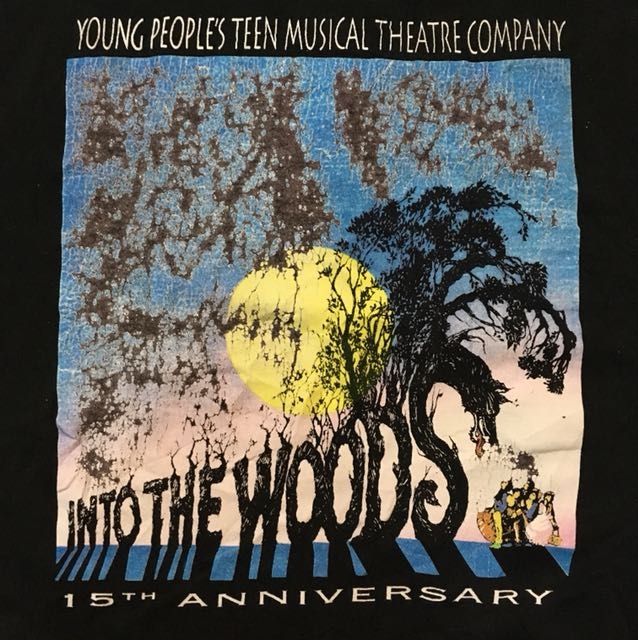 Into the Woods 👱🏻👨🏼🤴🏻