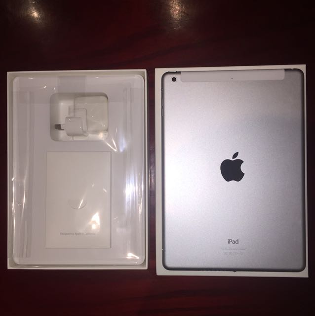 iPad Air Cellular+Wifi 128gb